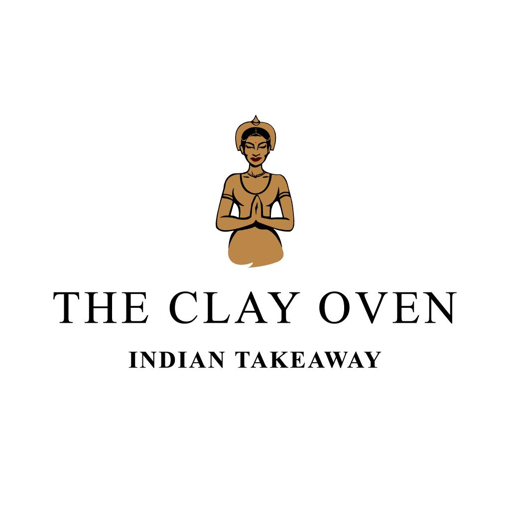 The Clay Oven Edinburgh Online Takeaway Menu Logo