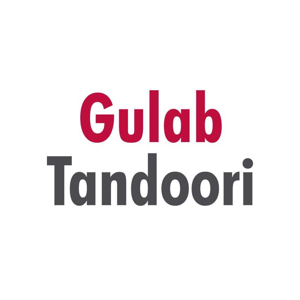 Gulab Tandoori Online Takeaway Menu Logo