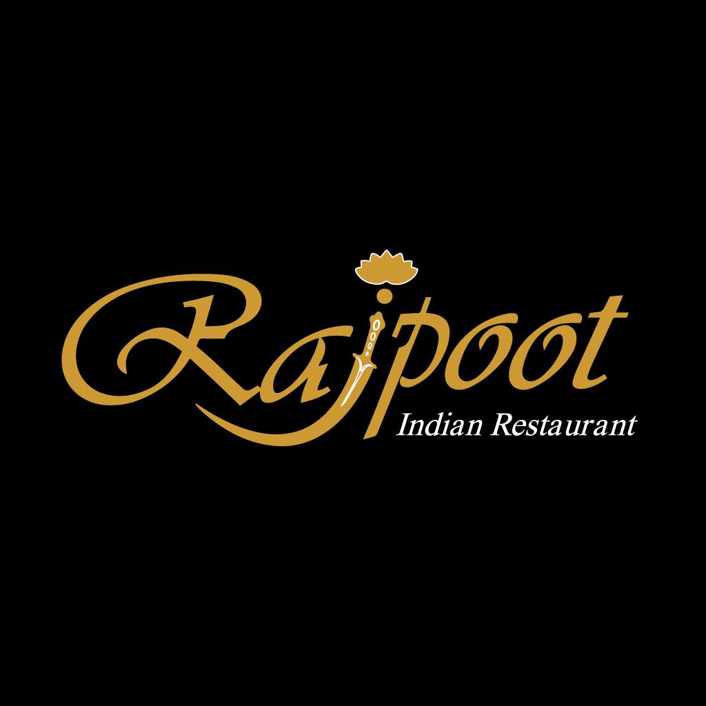 Rajpoot Indian Restaurant  Online Takeaway Menu Logo
