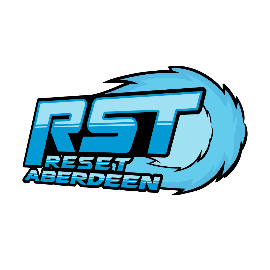 Reset Aberdeen Online Takeaway Menu Logo