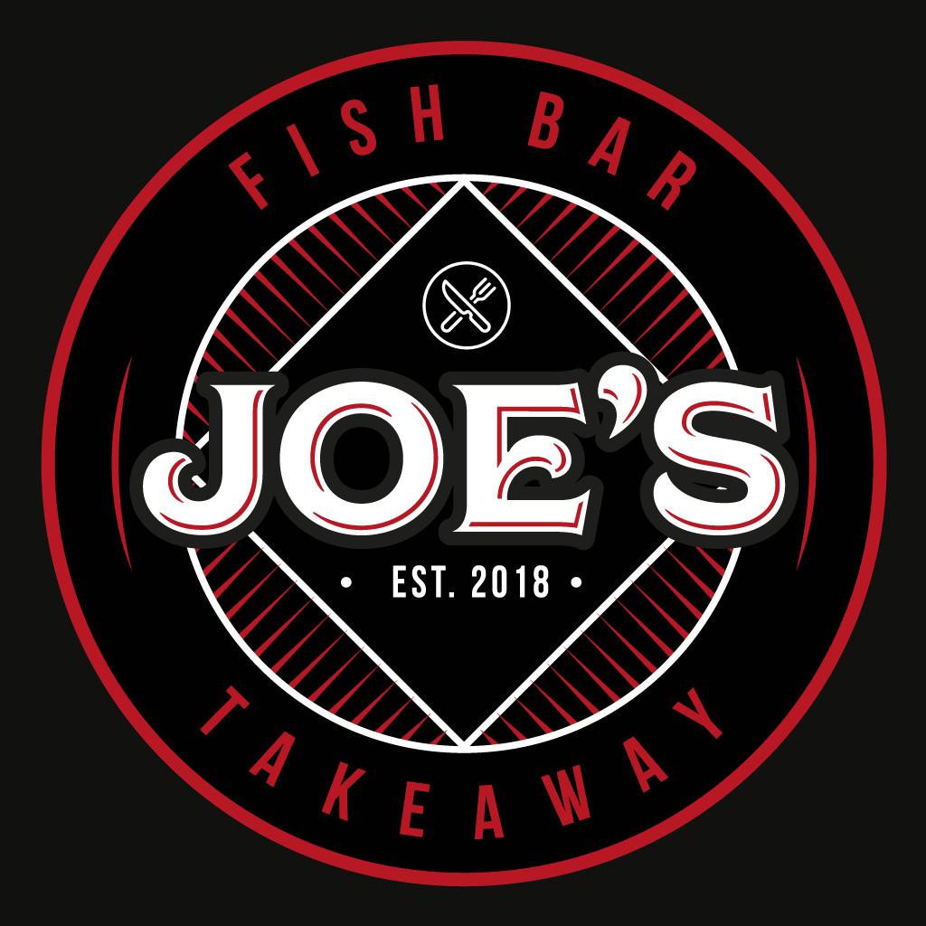 Joe's Fish Bar  Online Takeaway Menu Logo