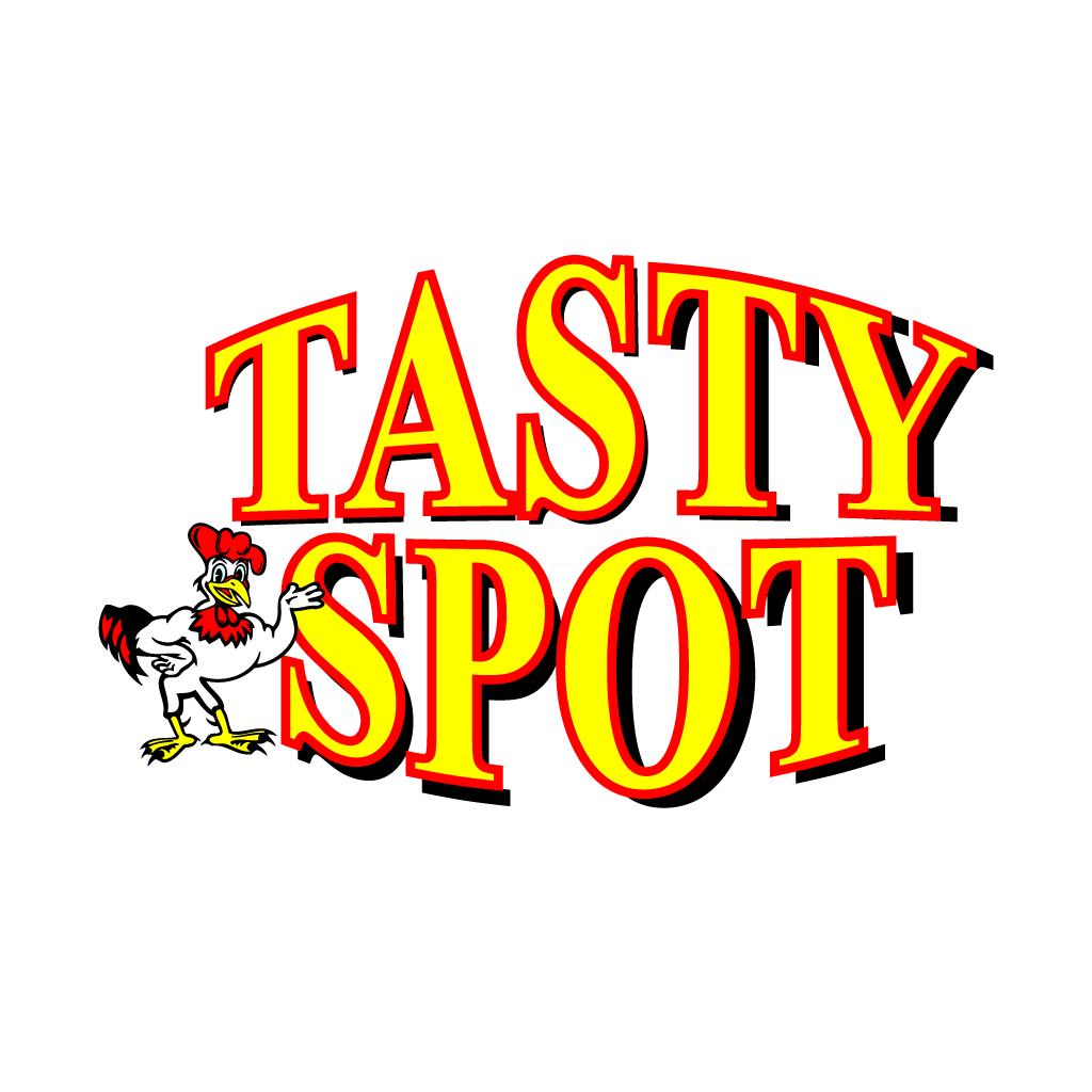 Tasty Spot Online Takeaway Menu Logo