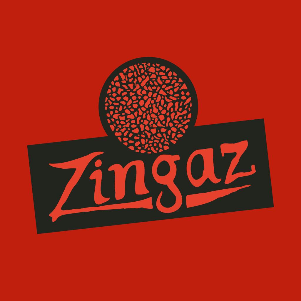 Zingaz Online Takeaway Menu Logo