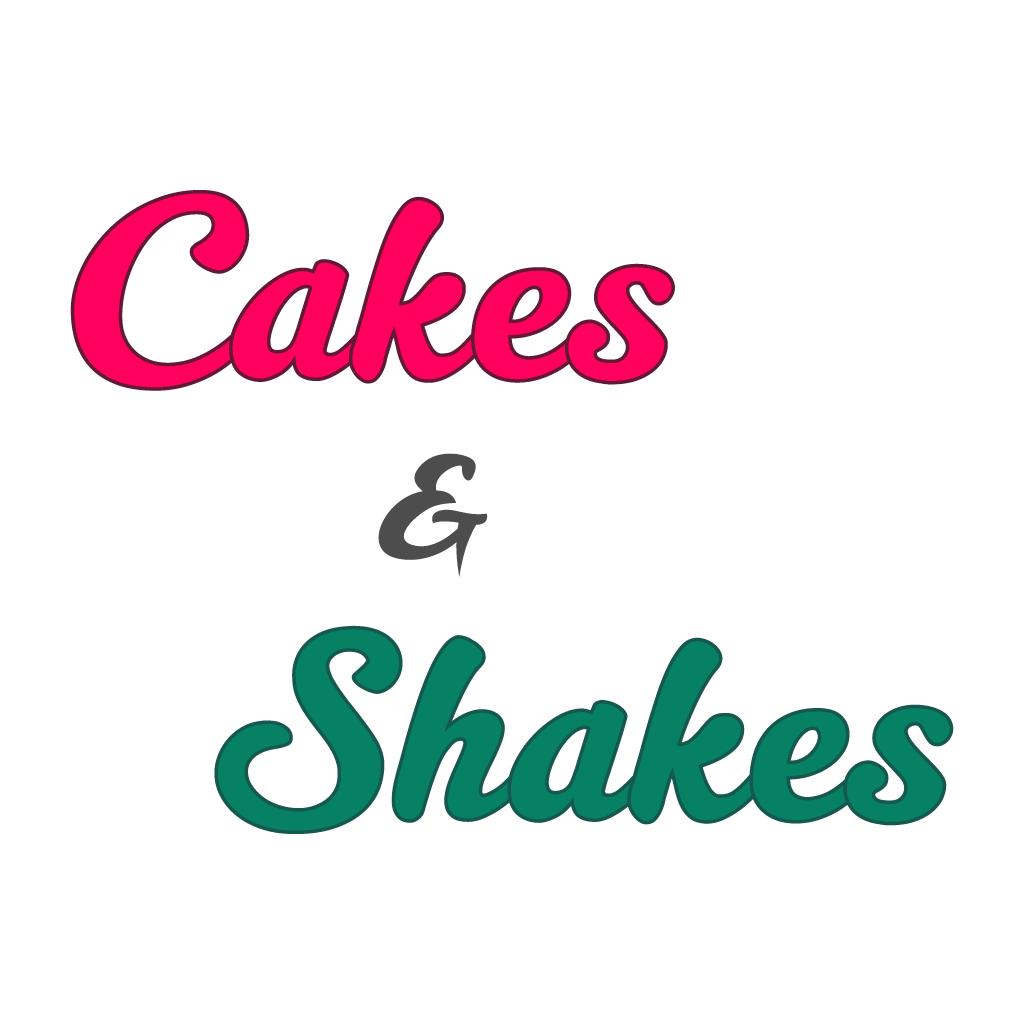Cakes & Shakes Online Takeaway Menu Logo