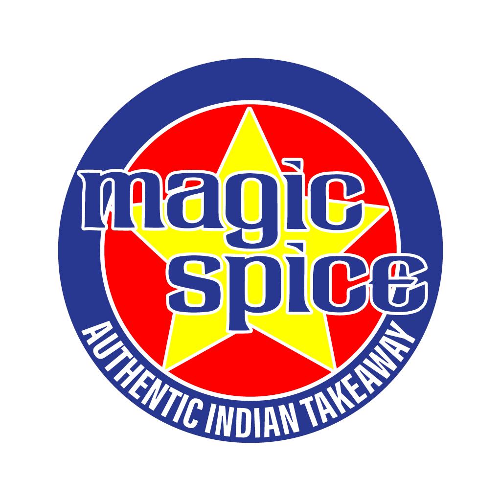 Magic Spice  Online Takeaway Menu Logo