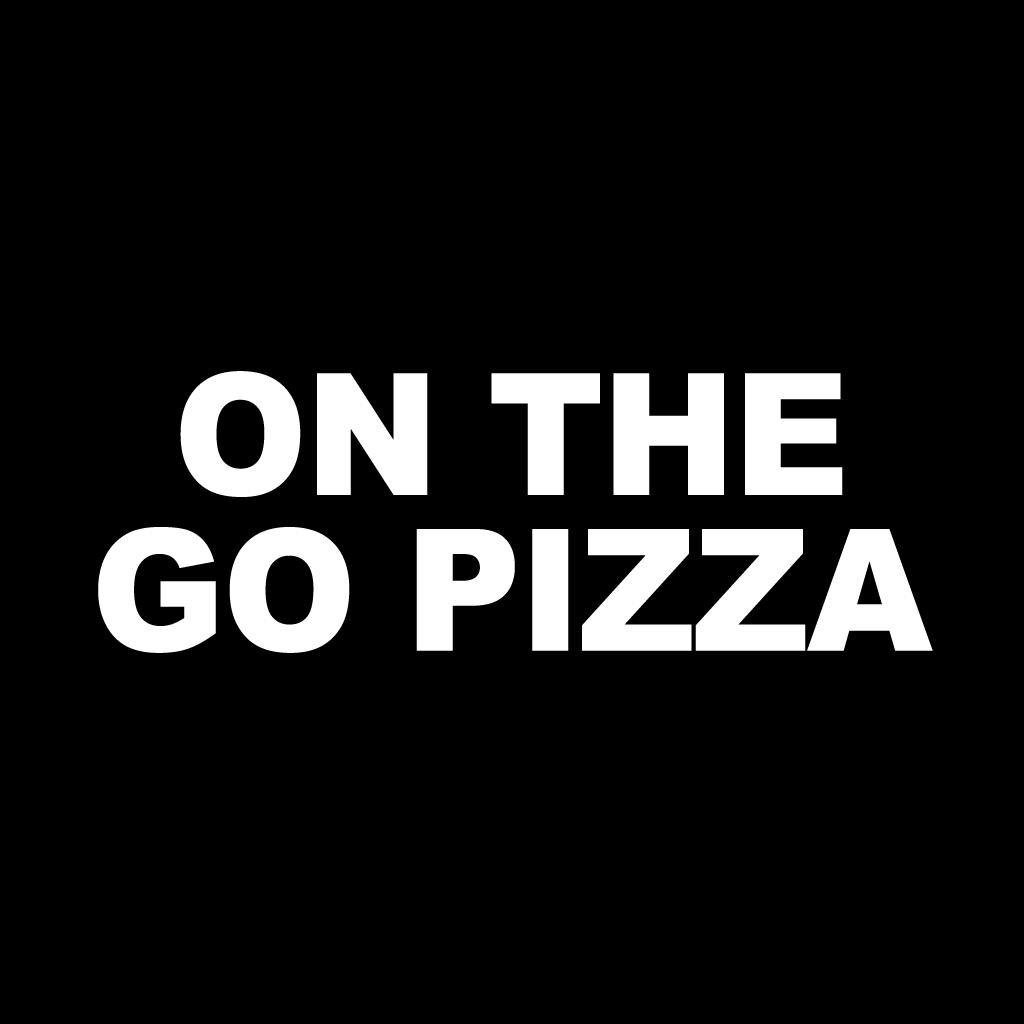 On The Go Pizza  Online Takeaway Menu Logo