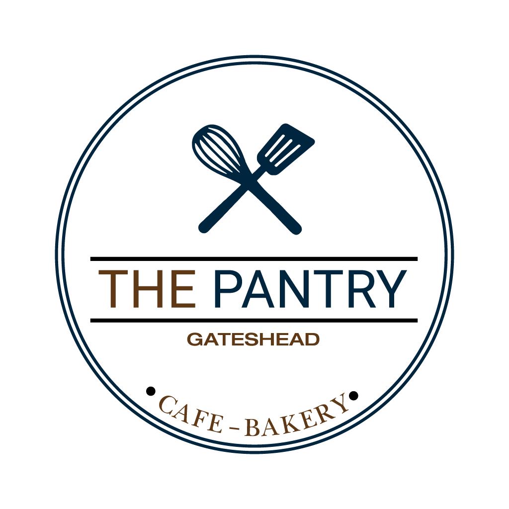 The Pantry Gateshead  Online Takeaway Menu Logo