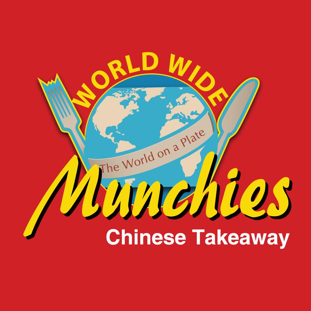 Munchies Chinese Takeaway Online Takeaway Menu Logo