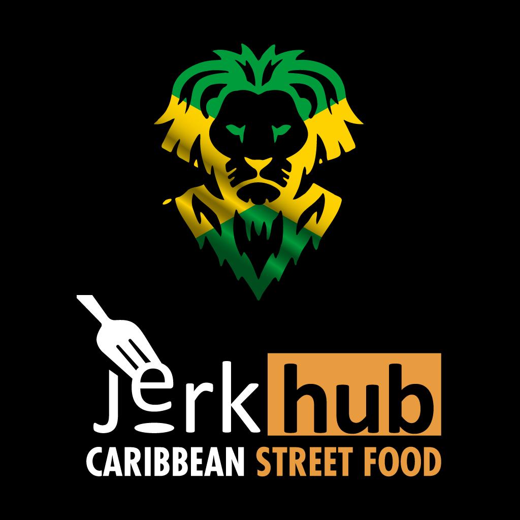 Jerk Hub Online Takeaway Menu Logo