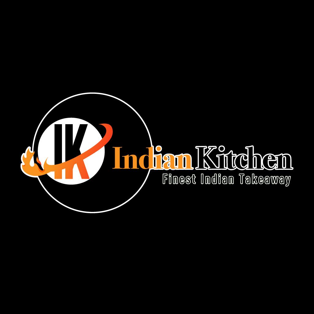 Indian Kitchen  Online Takeaway Menu Logo