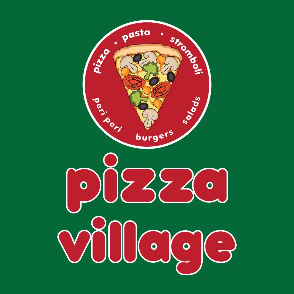 Pizza Village  Online Takeaway Menu Logo