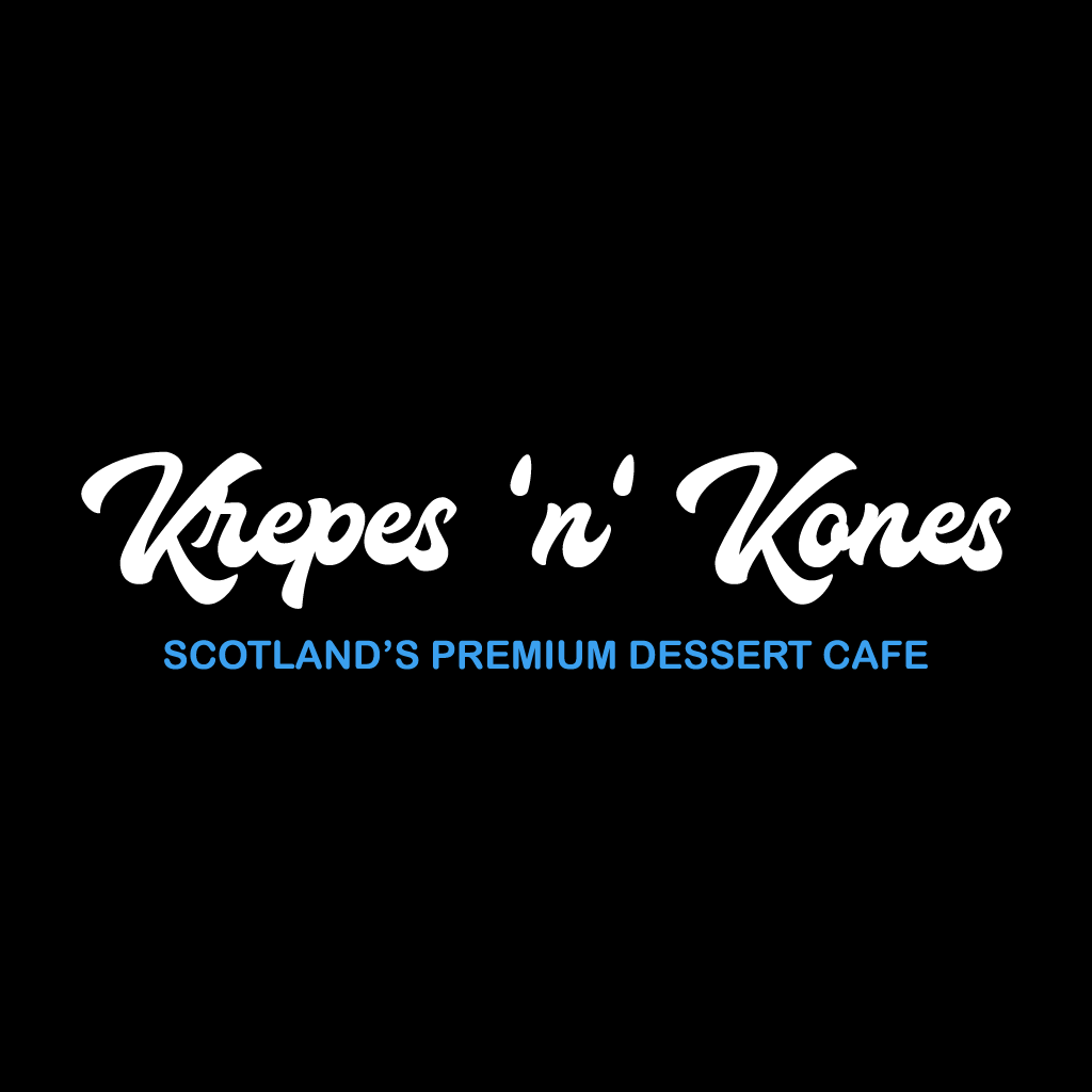 Krepes n Kones Online Takeaway Menu Logo