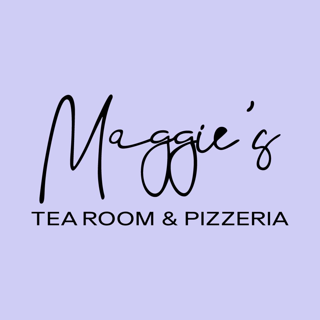 Maggies Tea Room & Pizzeria  Online Takeaway Menu Logo