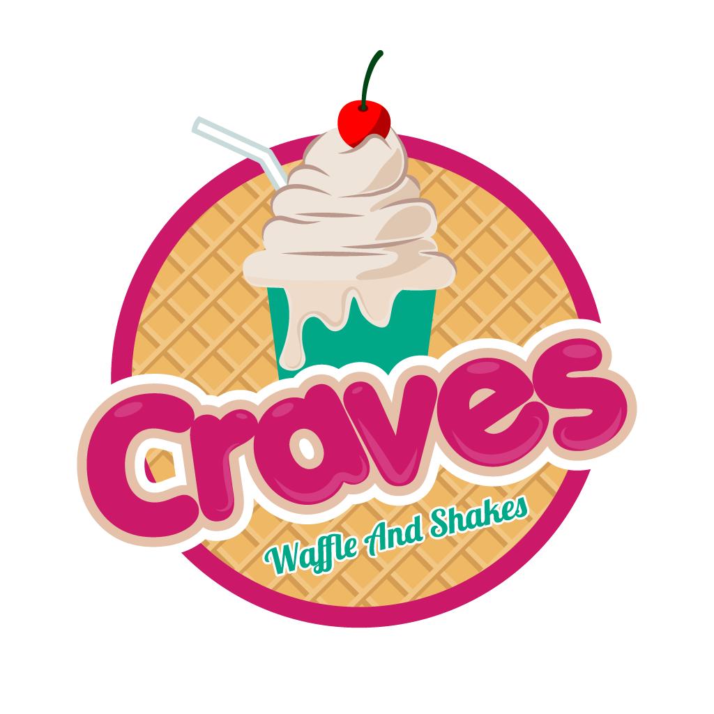 Craves Online Takeaway Menu Logo