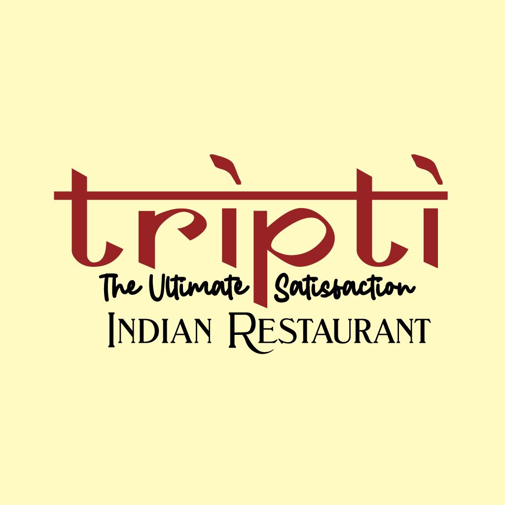 Tripti  Online Takeaway Menu Logo