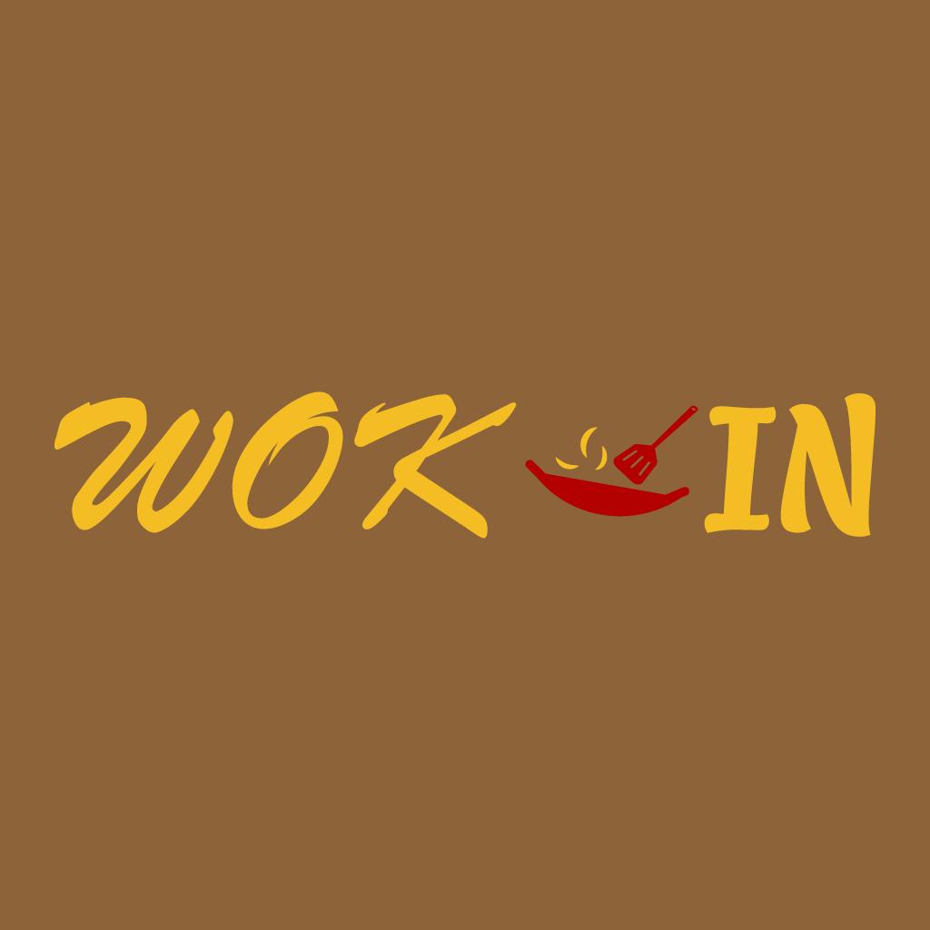 Wok In Online Takeaway Menu Logo