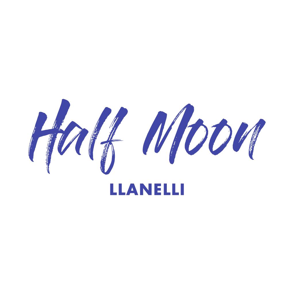 Half Moon  Online Takeaway Menu Logo