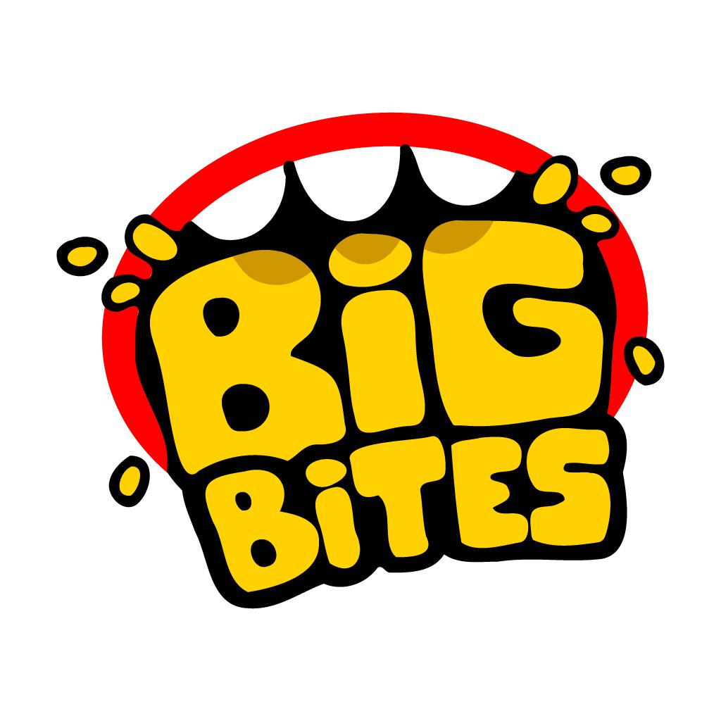 Big Bites  Online Takeaway Menu Logo