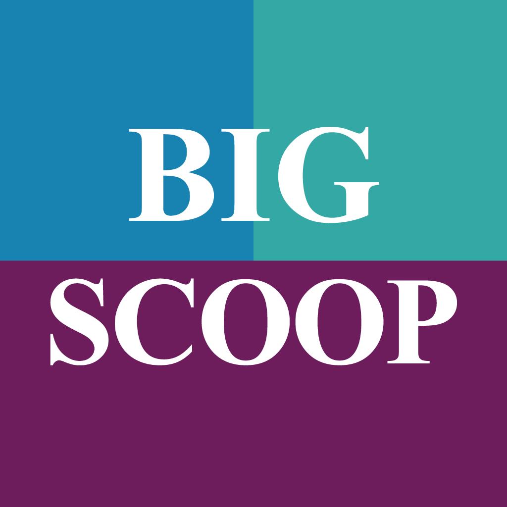 Big Scoop Online Takeaway Menu Logo