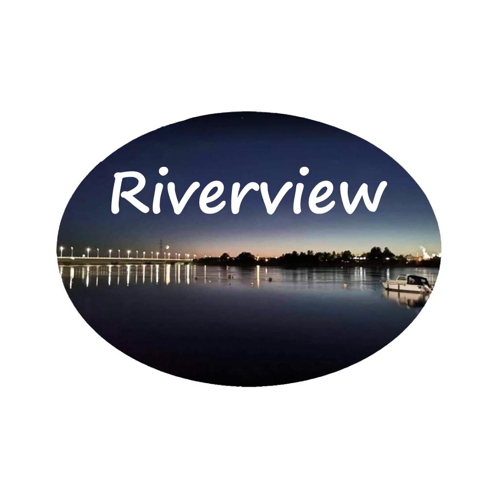 Riverview Restaurant  Online Takeaway Menu Logo