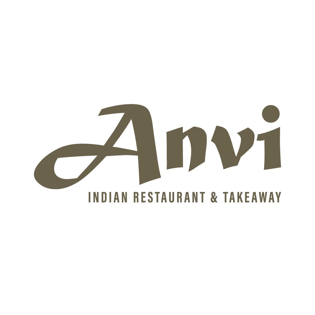 Anvi Indian Restaurant  Online Takeaway Menu Logo