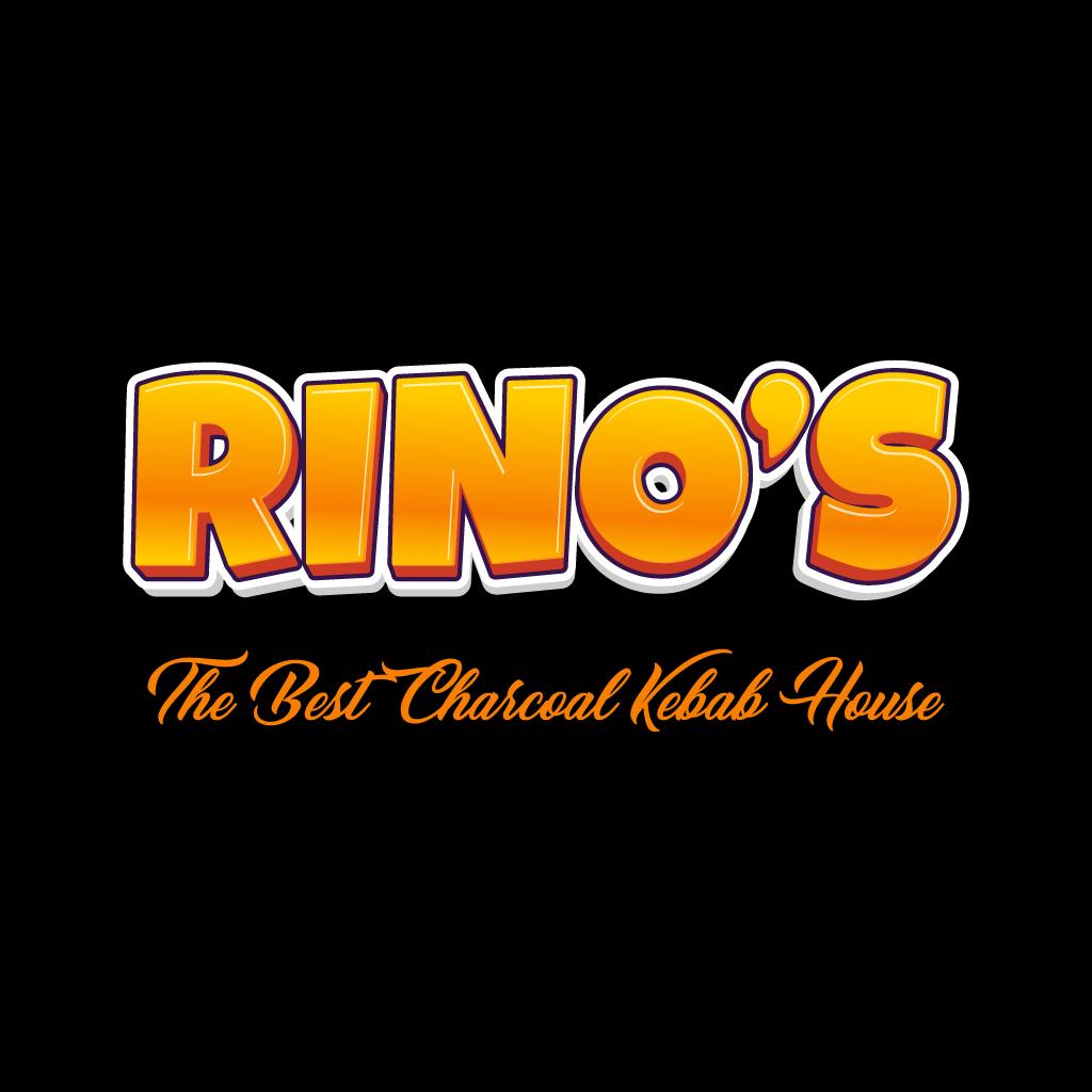 Rino's  Online Takeaway Menu Logo