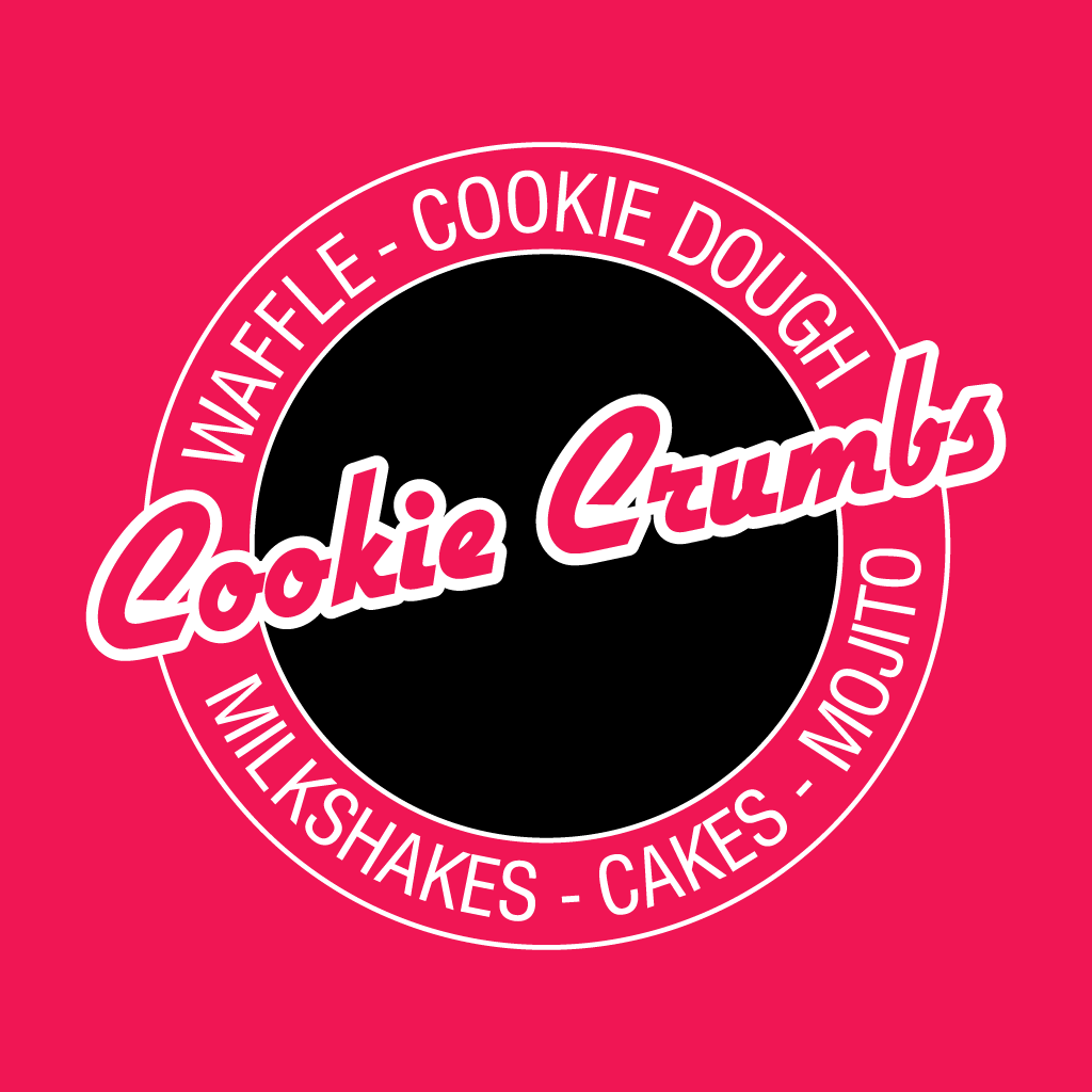 Cookie Crumbs Online Takeaway Menu Logo