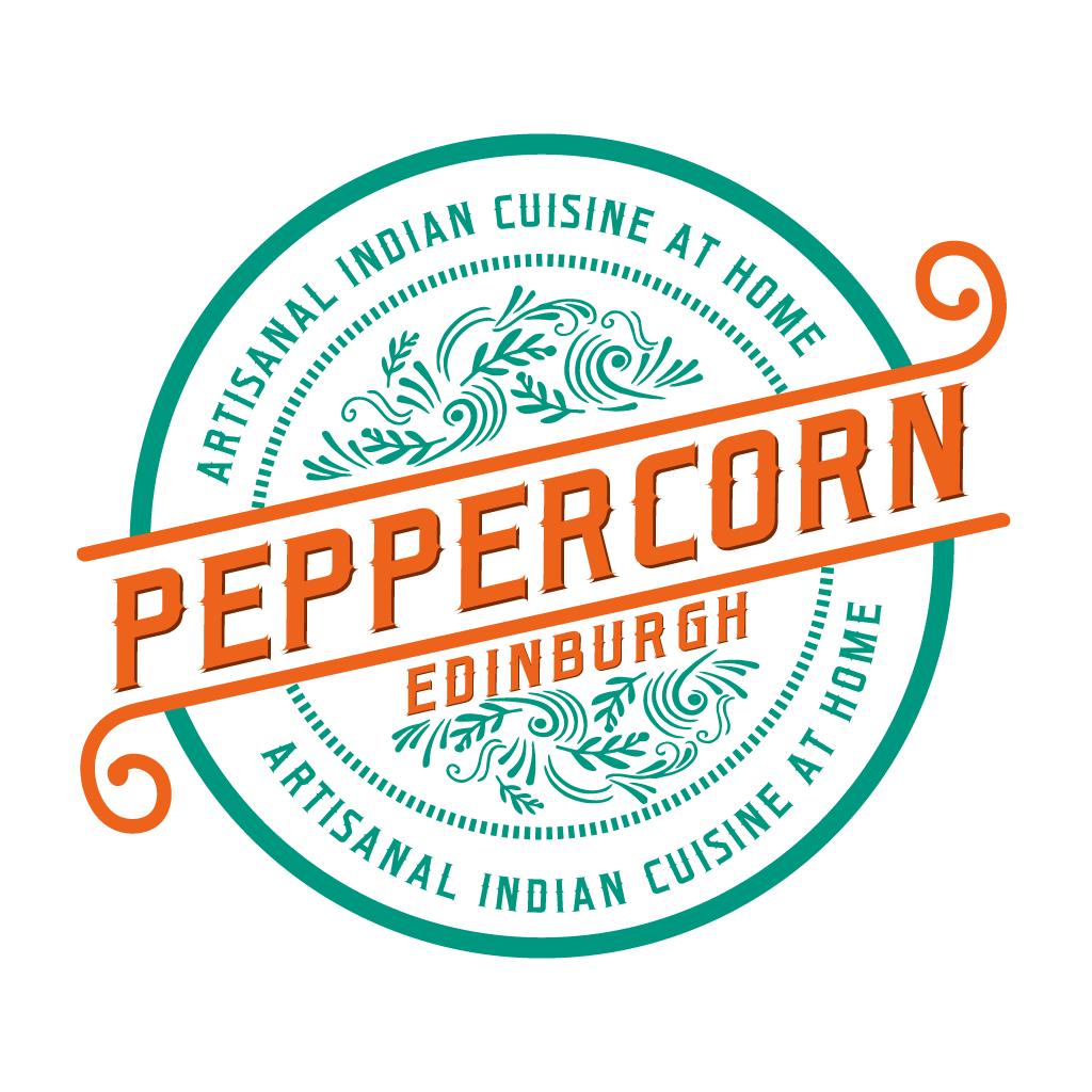 Peppercorn Edinburgh Online Takeaway Menu Logo