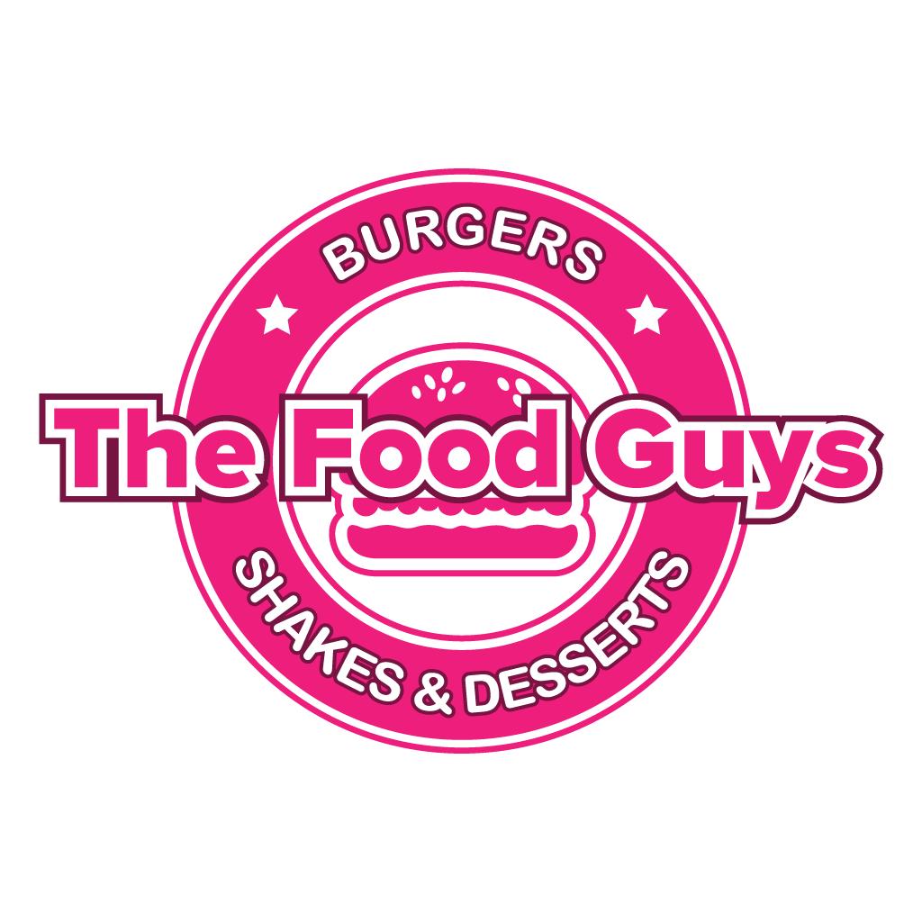 The Food Guys Washignton Online Takeaway Menu Logo