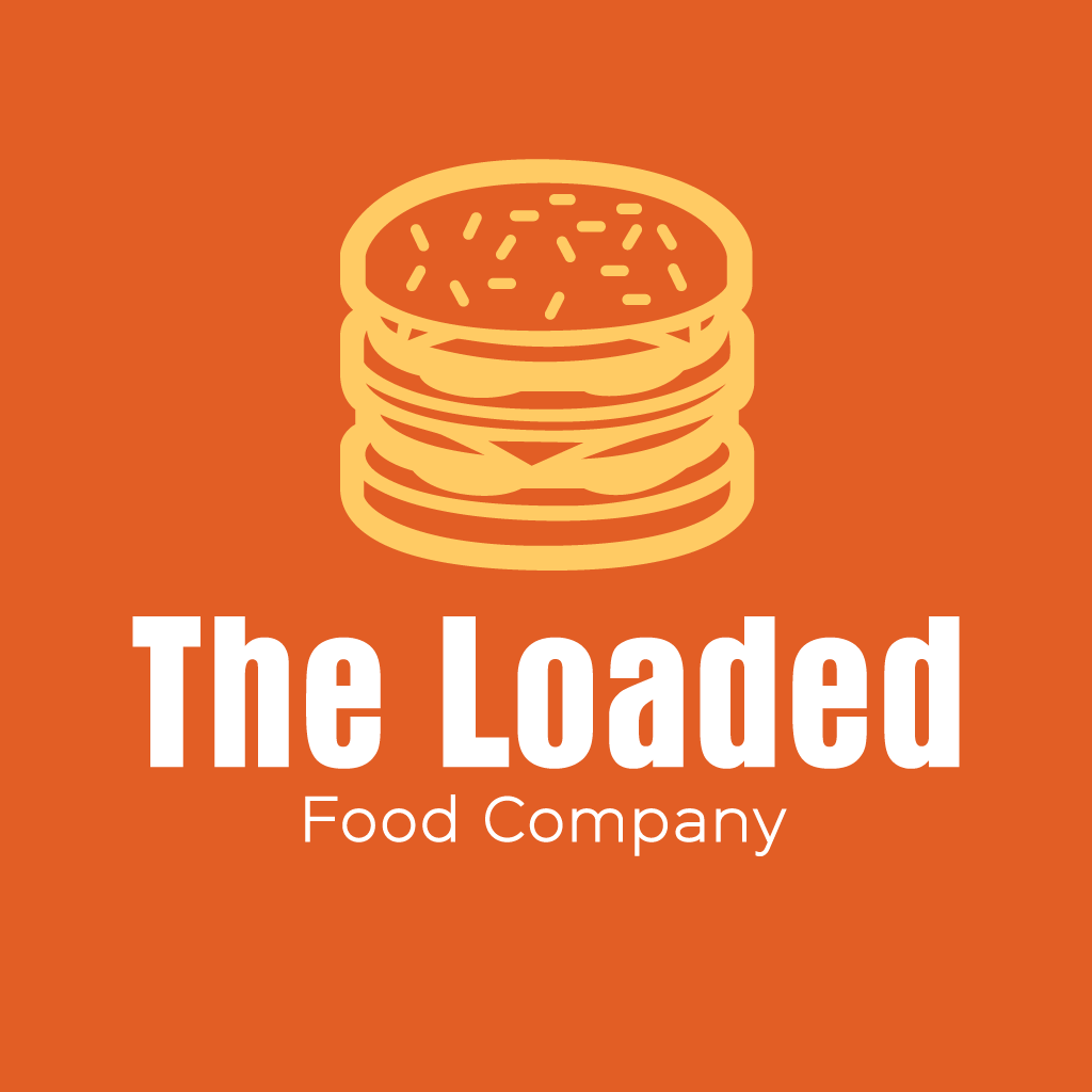 The Loaded Food Company Washington Online Takeaway Menu Logo