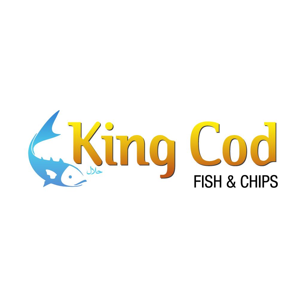 King Cod Online Takeaway Menu Logo