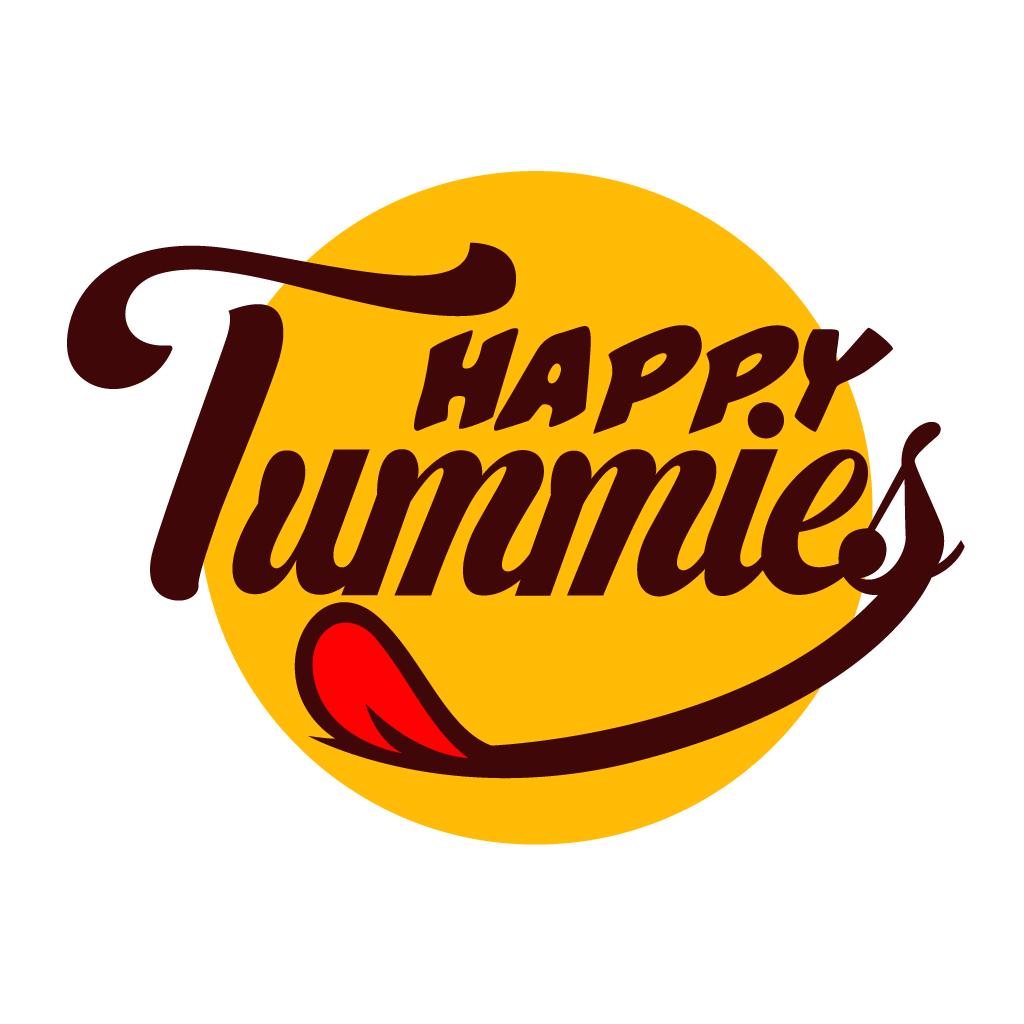 Happy Tummies  Online Takeaway Menu Logo