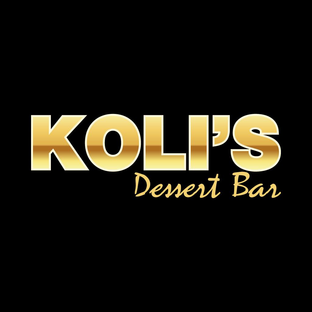 Koli's Dessert Bar Online Takeaway Menu Logo