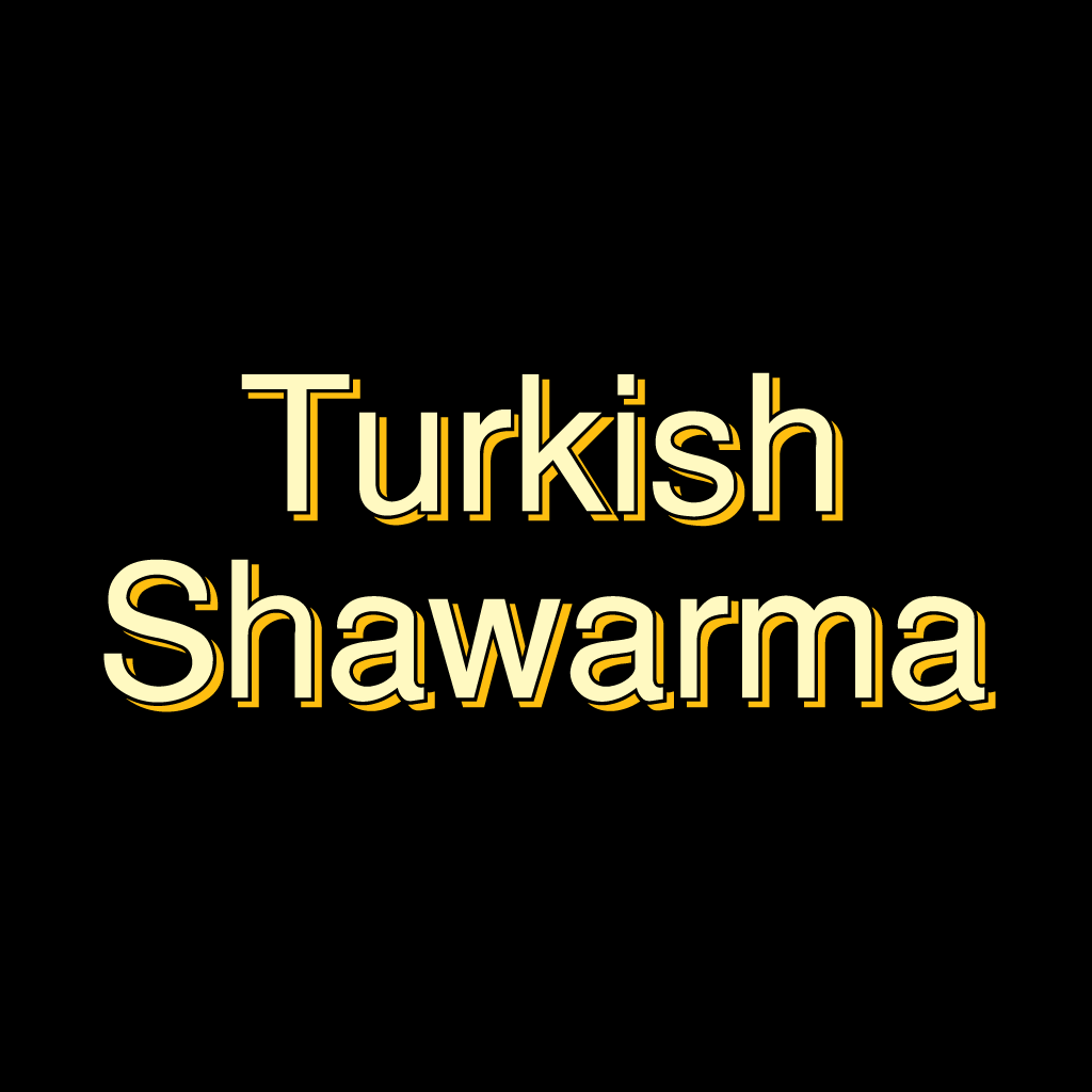 Turkish Shawarma Online Takeaway Menu Logo