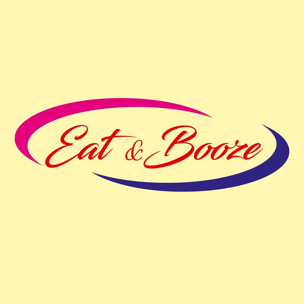 Eat & Booze  Online Takeaway Menu Logo