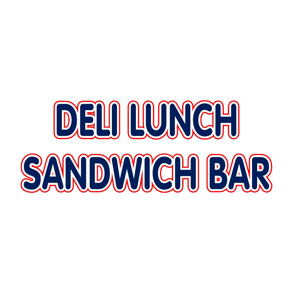 Deli Lunch Sandwich Bar Online Takeaway Menu Logo