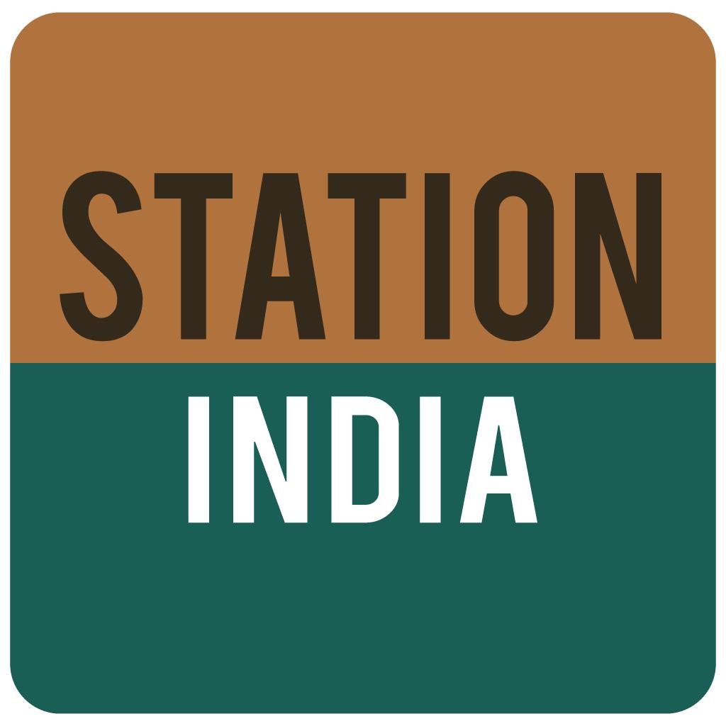Station India Online Takeaway Menu Logo