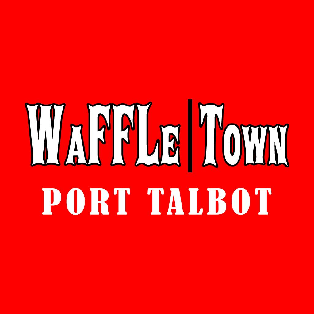 Waffle Town  Online Takeaway Menu Logo