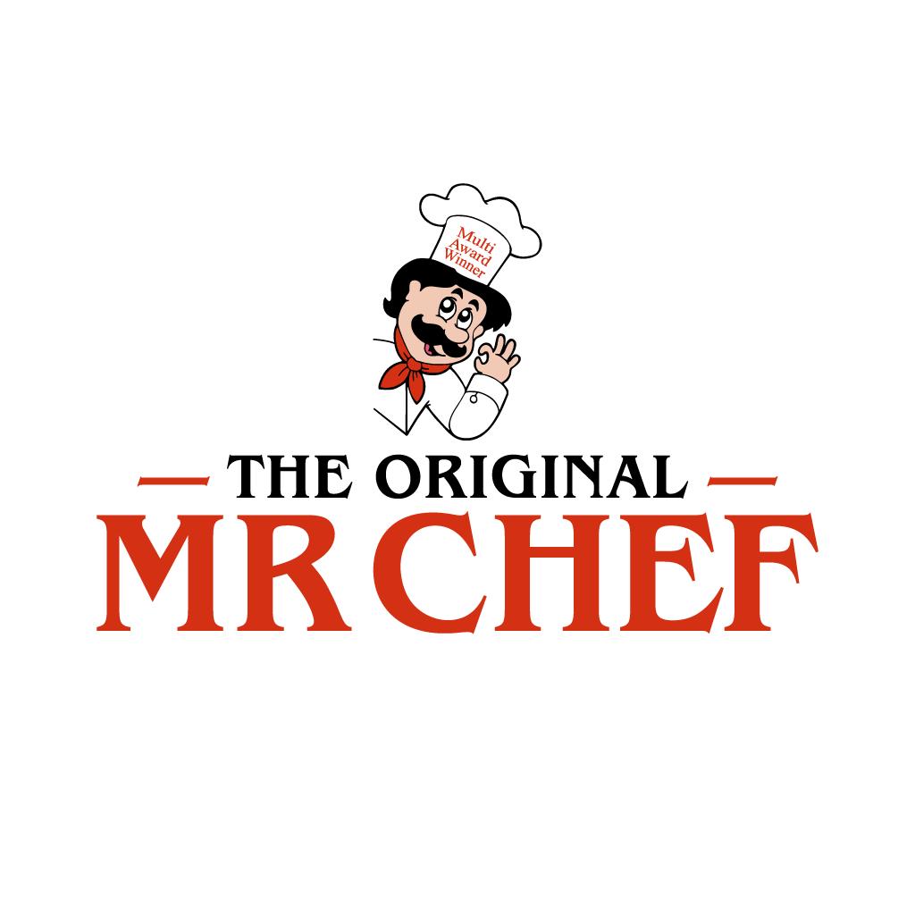 The Original Mr Chef  Online Takeaway Menu Logo
