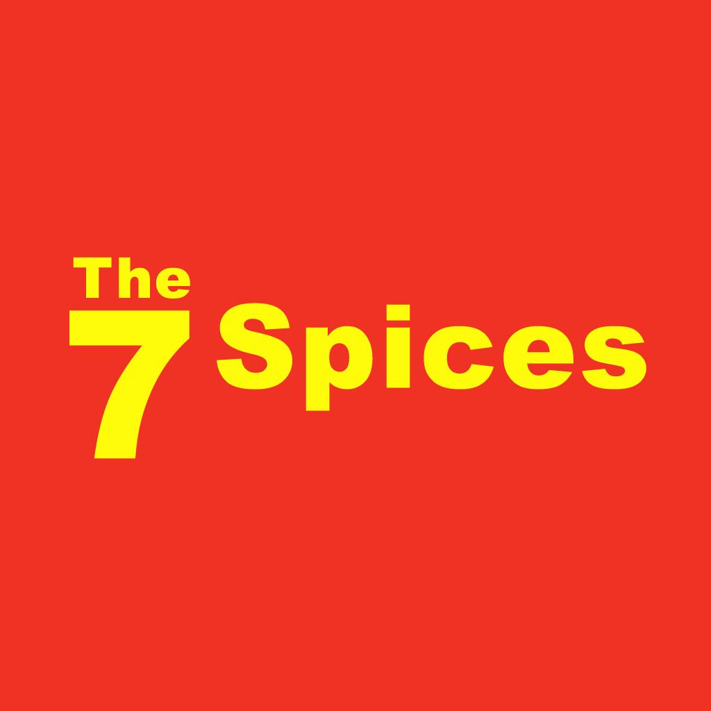 7 Spices Online Takeaway Menu Logo