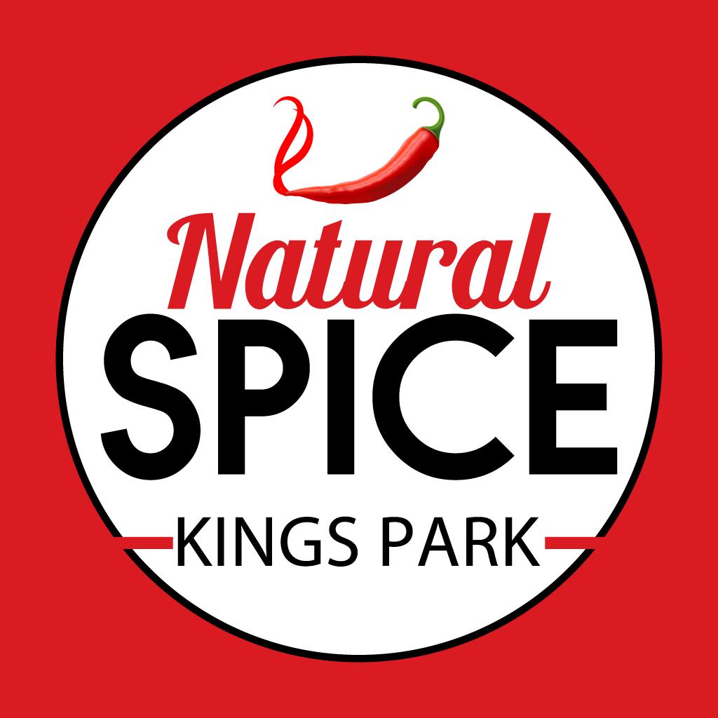 Natural Spice Kings Park Online Takeaway Menu Logo