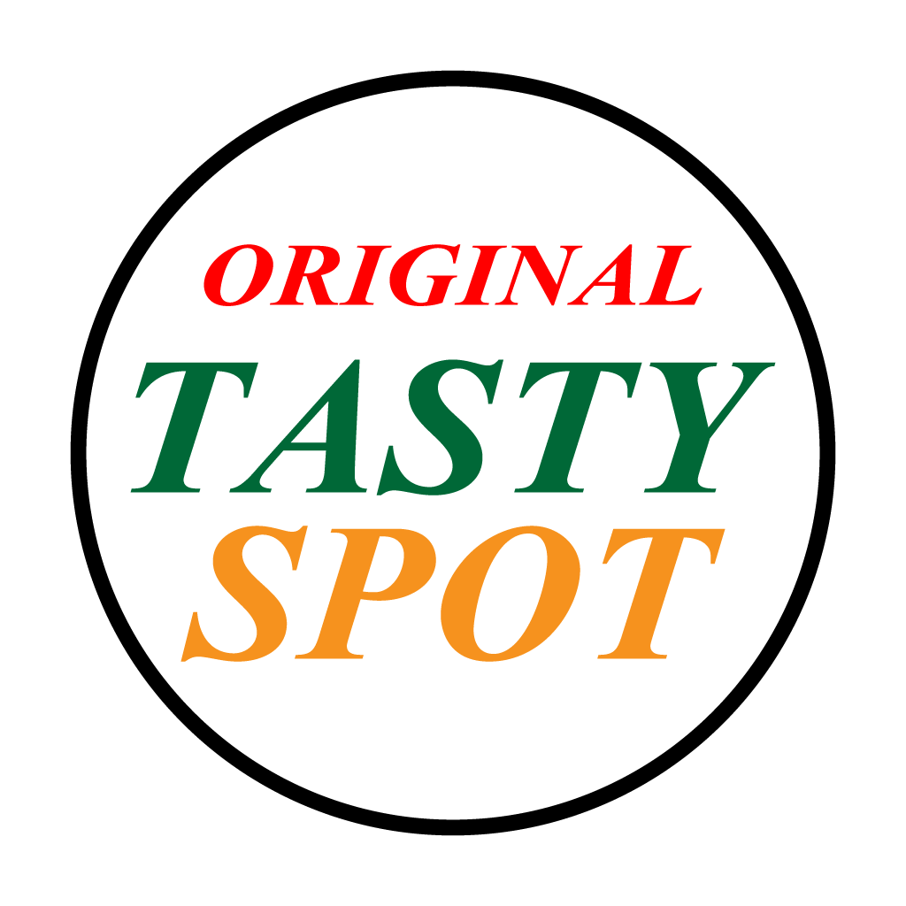 Original Tasty Spot Online Takeaway Menu Logo