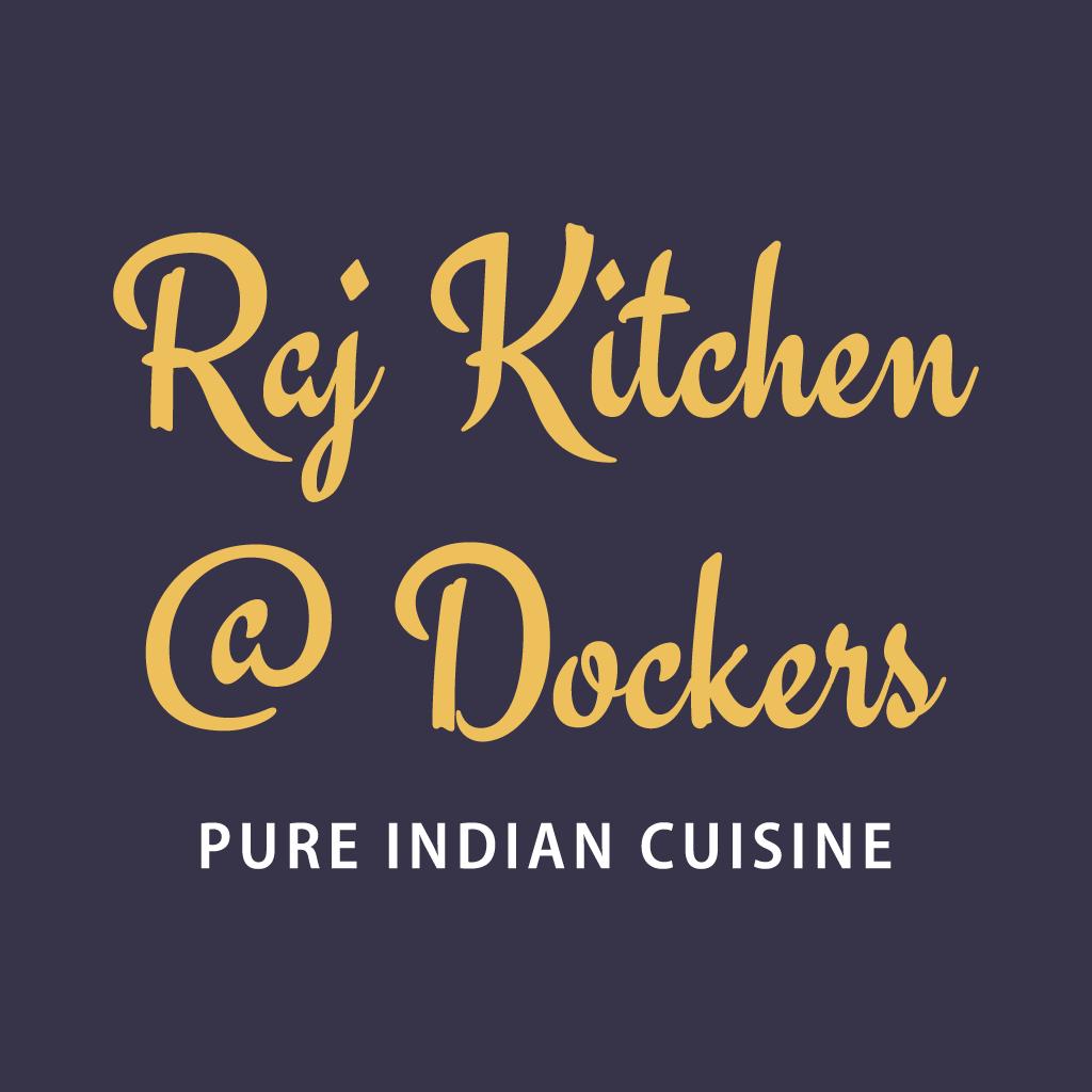 Raj Kitchen Online Takeaway Menu Logo