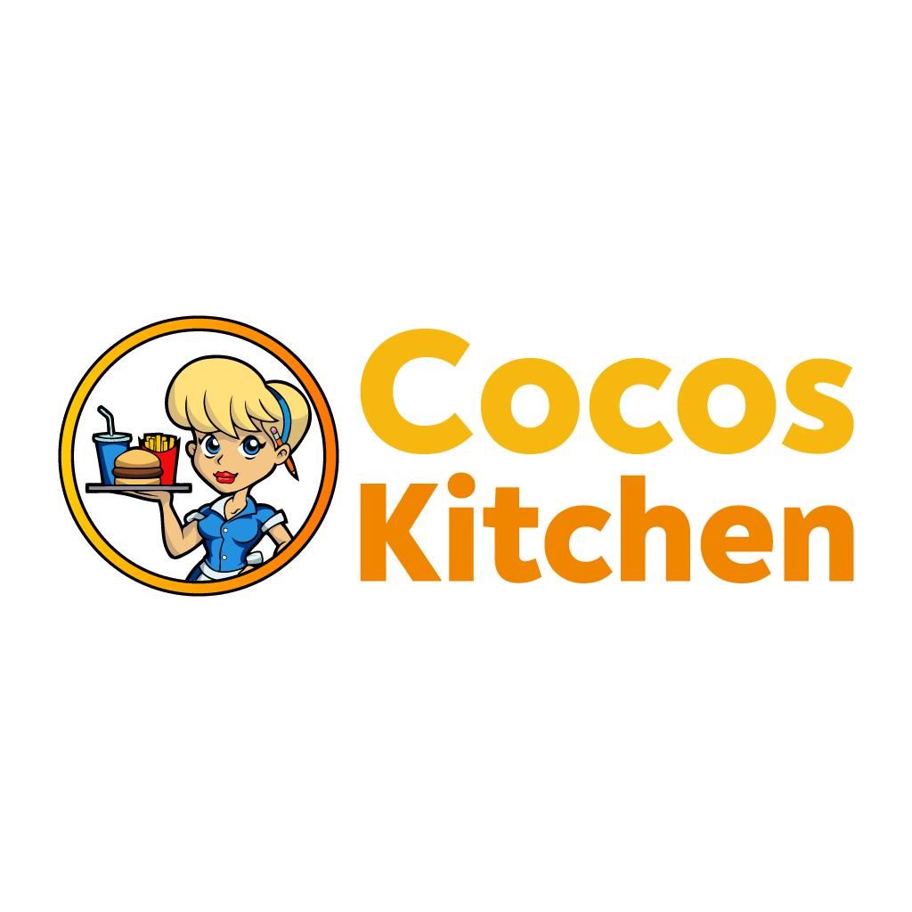 Cocos Kitchen Online Takeaway Menu Logo