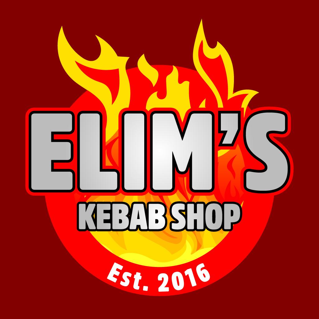 Elim's Kebab Shop Online Takeaway Menu Logo