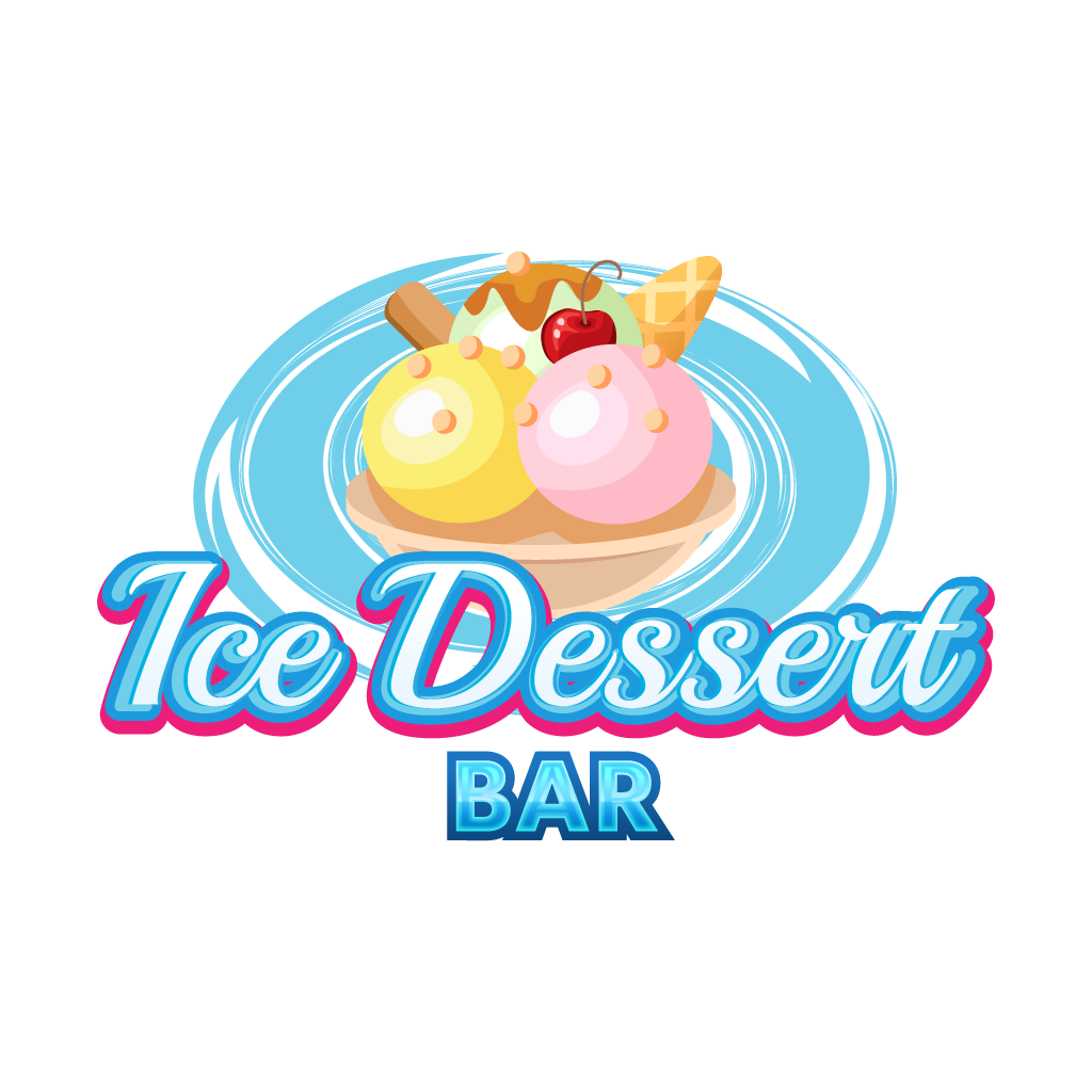Ice Dessert Bar  Online Takeaway Menu Logo
