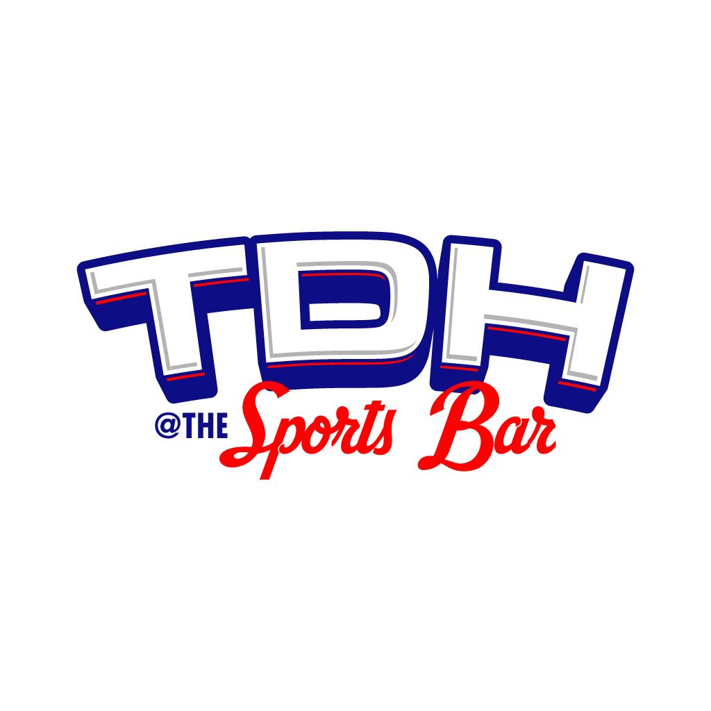 TDH @ The Sports Bar  Online Takeaway Menu Logo