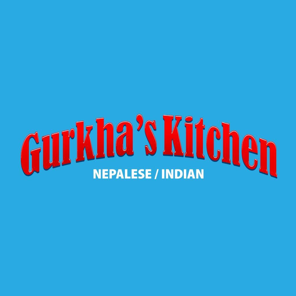Gurkhas Kitchen  Online Takeaway Menu Logo