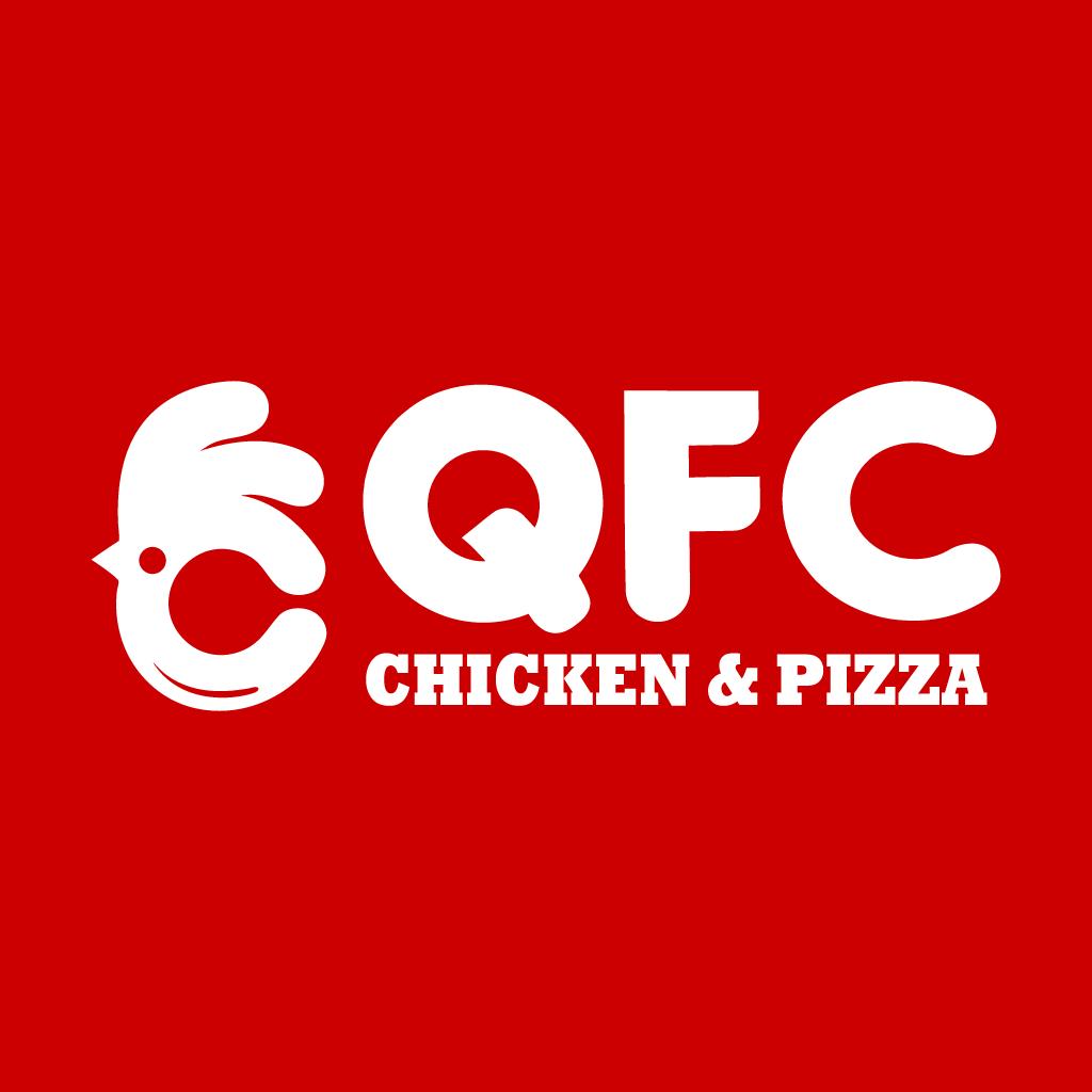 QFC Chicken & Pizza Online Takeaway Menu Logo
