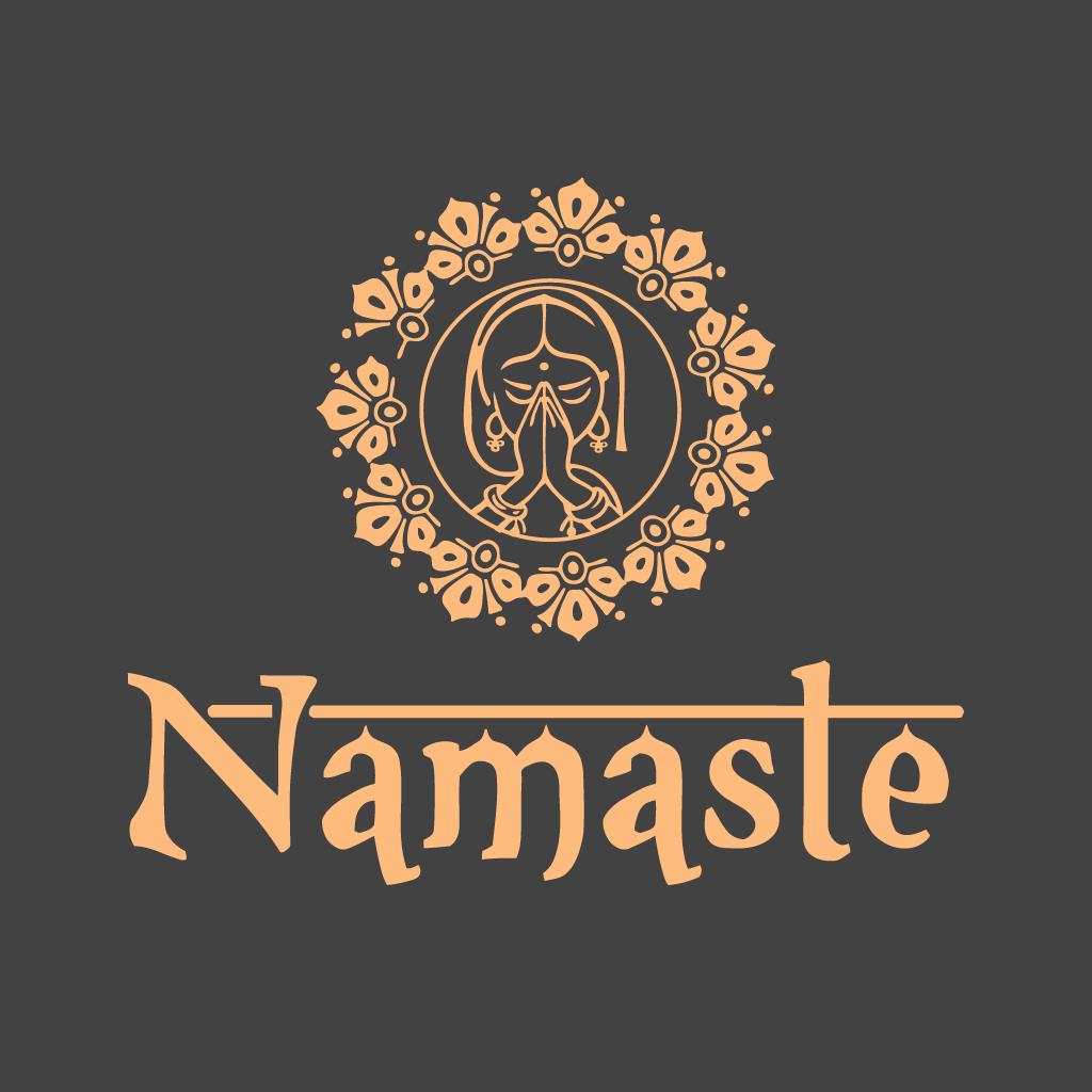Namaste Online Takeaway Menu Logo
